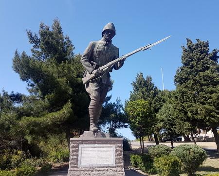 Tyrkisk soldat