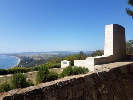 Monument og utsikt