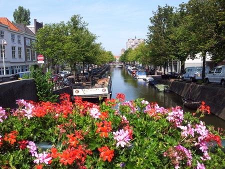 Kanal i Haag