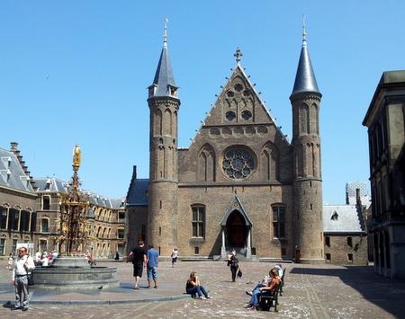 Riddersalen i Binnenhof