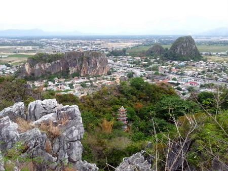Marble Mountains i nærheten av Hoi An