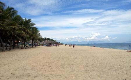 Strand utenfor Hoi An