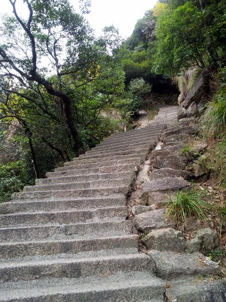Trapper på Huang Shan