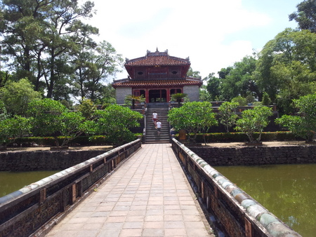 Keisergraven til Minh Mang