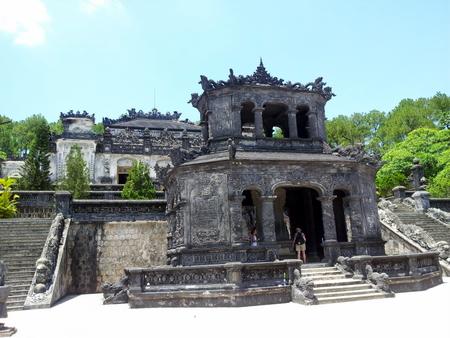 Graven til keiser Khai Dinh