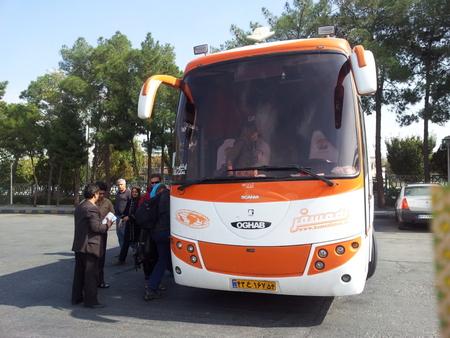Iransk buss