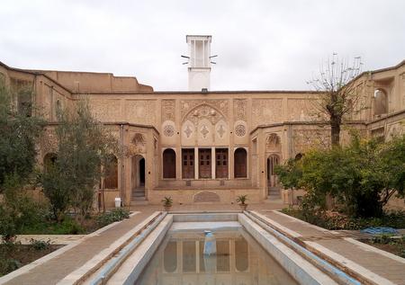 Historiske hus i Kashan