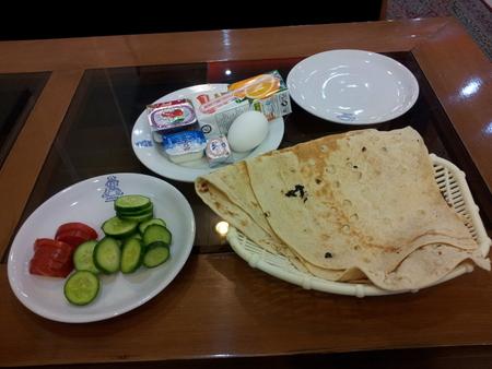 Iransk frokost