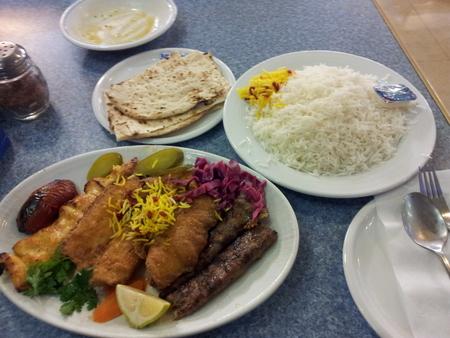 Iransk mat