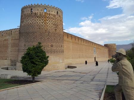 Karim Khan i Shiraz