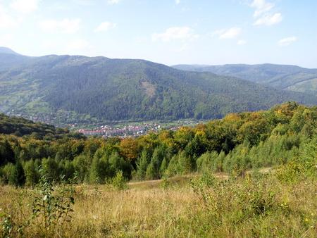 Jaremtsje i bunnen av dalen