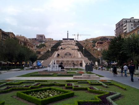 Kaskaden i Jerevan
