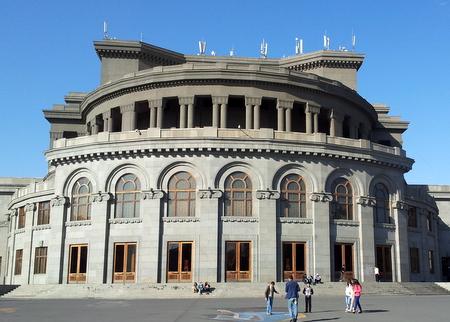 Operahuset i Jerevan