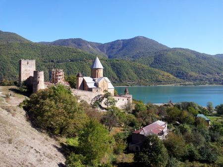 Ananuri-slottet