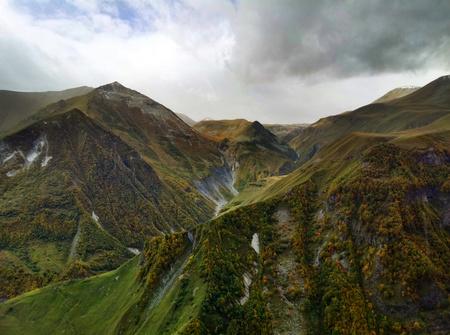 Landskap i Kaukasus