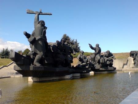 Skulptur fra Sovjetunionen