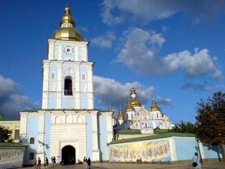 Sankt Mikael klosteret i Kiev