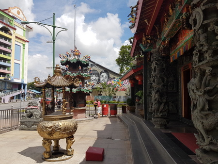 Kinesisk tempel