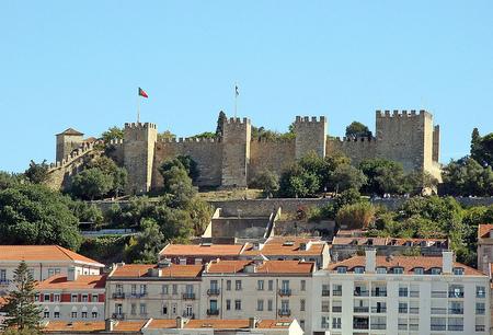 Slottet i Lisboa