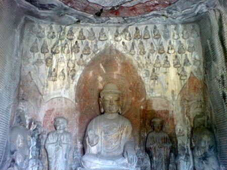 Buddhaskulpturer