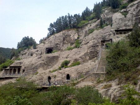 Vestsiden av Yi-elven