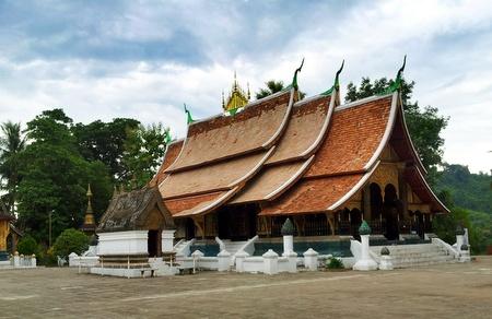 Tempel i Luang Prabang