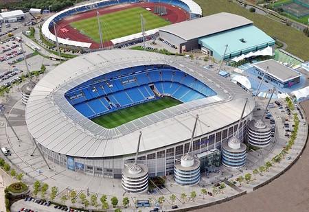 Etihad Stadion - Hjemmebanen til Manchester City