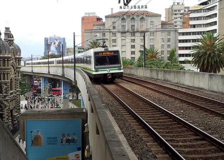 Metroen i Medellin