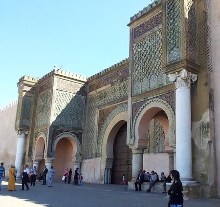Bab el-Mansour