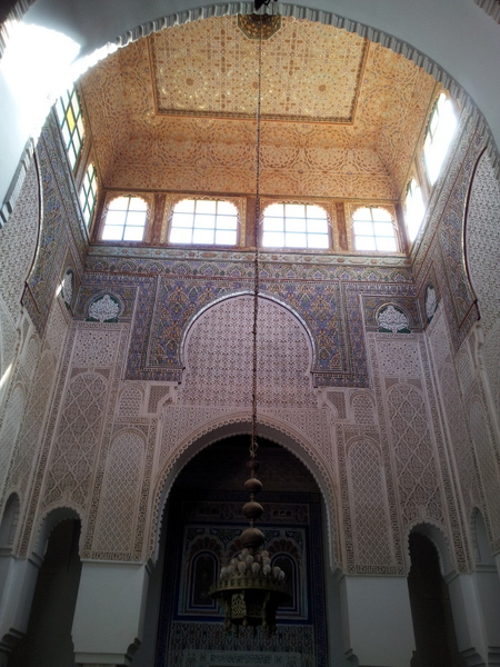 Mausoleum for Moulay Ismail