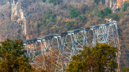 Gokteik-viadukten