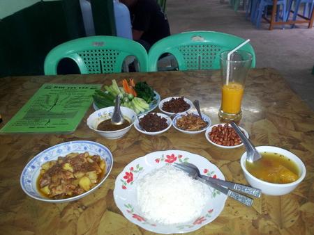 Mat i Myanmar
