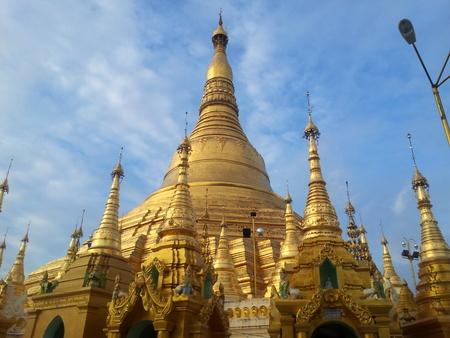 Shwedagon pagoden