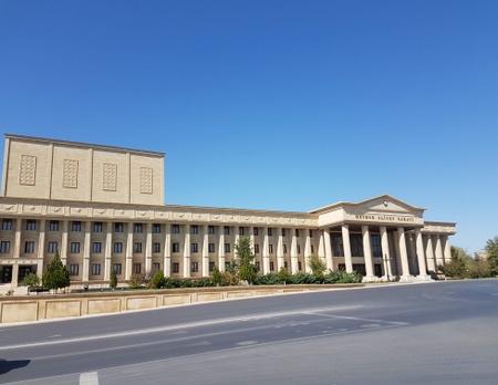 Heydar Aliyev palasset