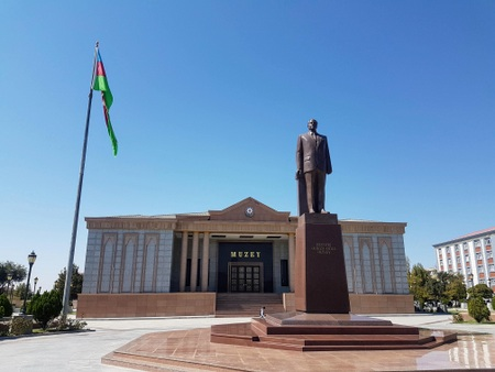 Heydar Aliyev museet