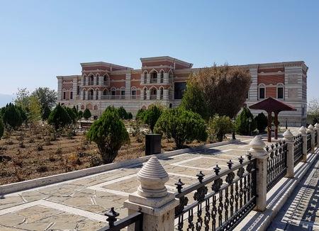 Teppemuseet i khanens gamle palass