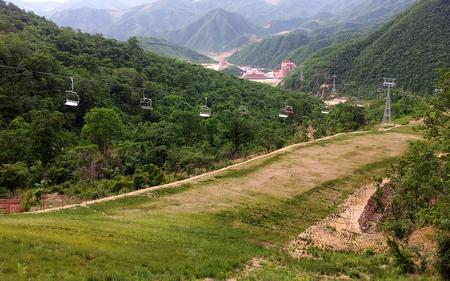 Alpinanlegg i Nord-Korea