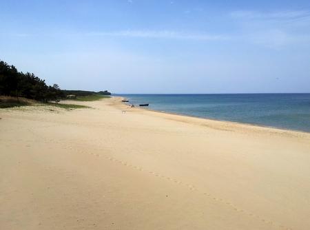 Strand i Nord-Korea