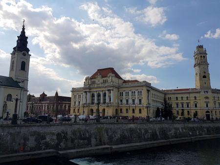 Rådhuset i Oradea