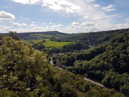 Utsikt over Matlock Bath