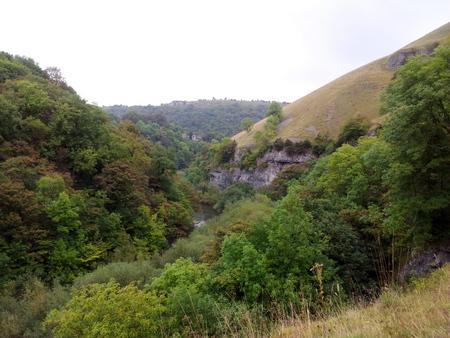 Landskap langs Monsal trail
