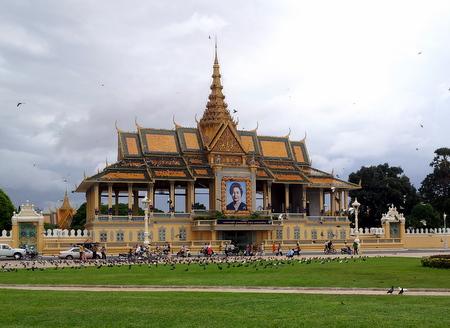 Phnom Penh kongepalass