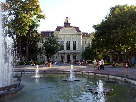 Rådhuset i Plovdiv