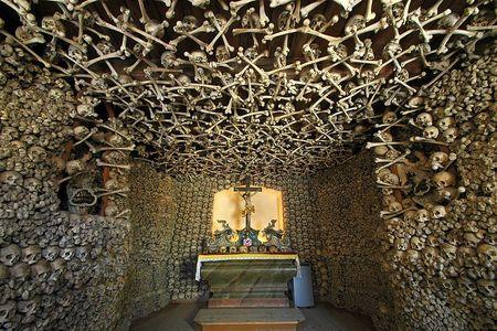 Hodeskallekapellet i Czermna
