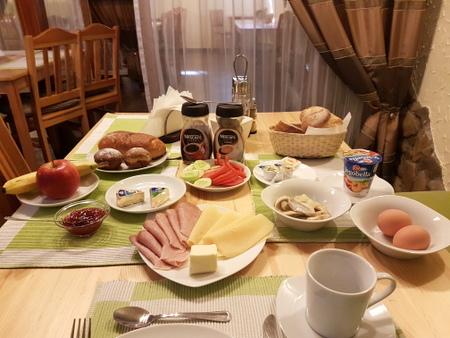 Polsk frokost