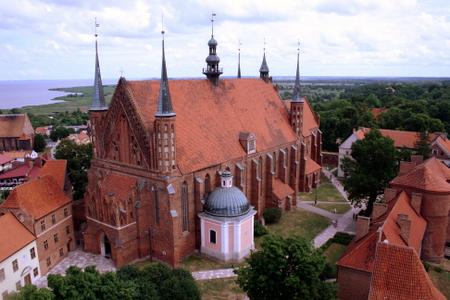 Katedralhøyden i Frombork