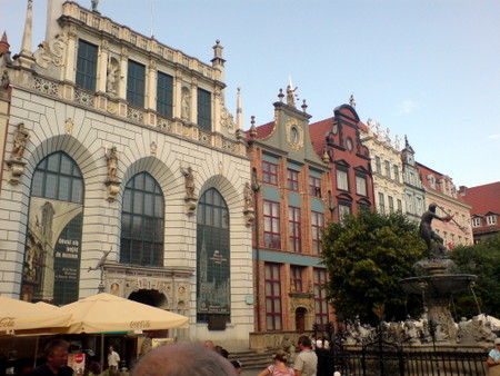 Gamlebyen i Gdansk