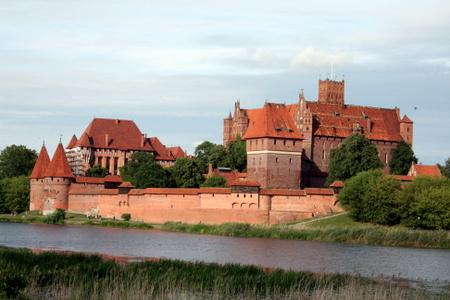 Malbork slott