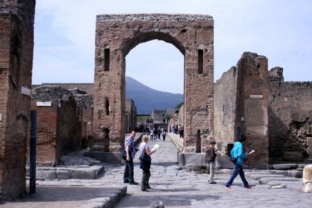 Port i Pompeii
