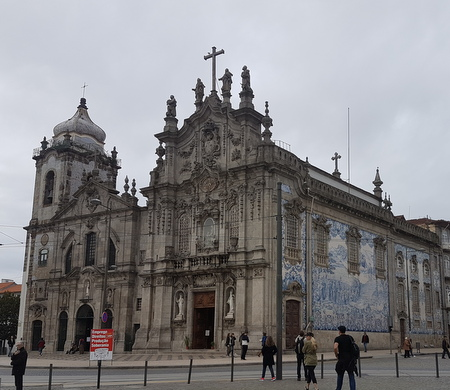 Kirker i Porto